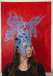 MOR NYC Athena Headdress