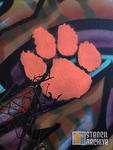 East Bay Oakland tiger paw