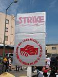 Protest May Day Oakland Radical Social Workers