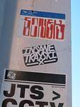 LA CA Downtown SONEK sticker