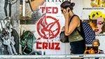 LA CA ted cruz mockingjay