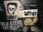 LA HighlandPark SINS sticker