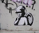 FL Miami Wynwood angel shhh photo j rojo for BSA