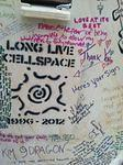 Burning Man 2013 - temple Long Live CELLspace