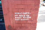 NYC Zimad says do what makes you happy