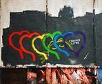 NYC ironcl choose love photo BSA j rojo