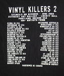 OR PDX Vinyl Killers 2 00 2004 Shirt Back