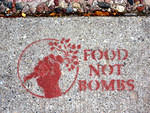 WI Madison foodnotbombs